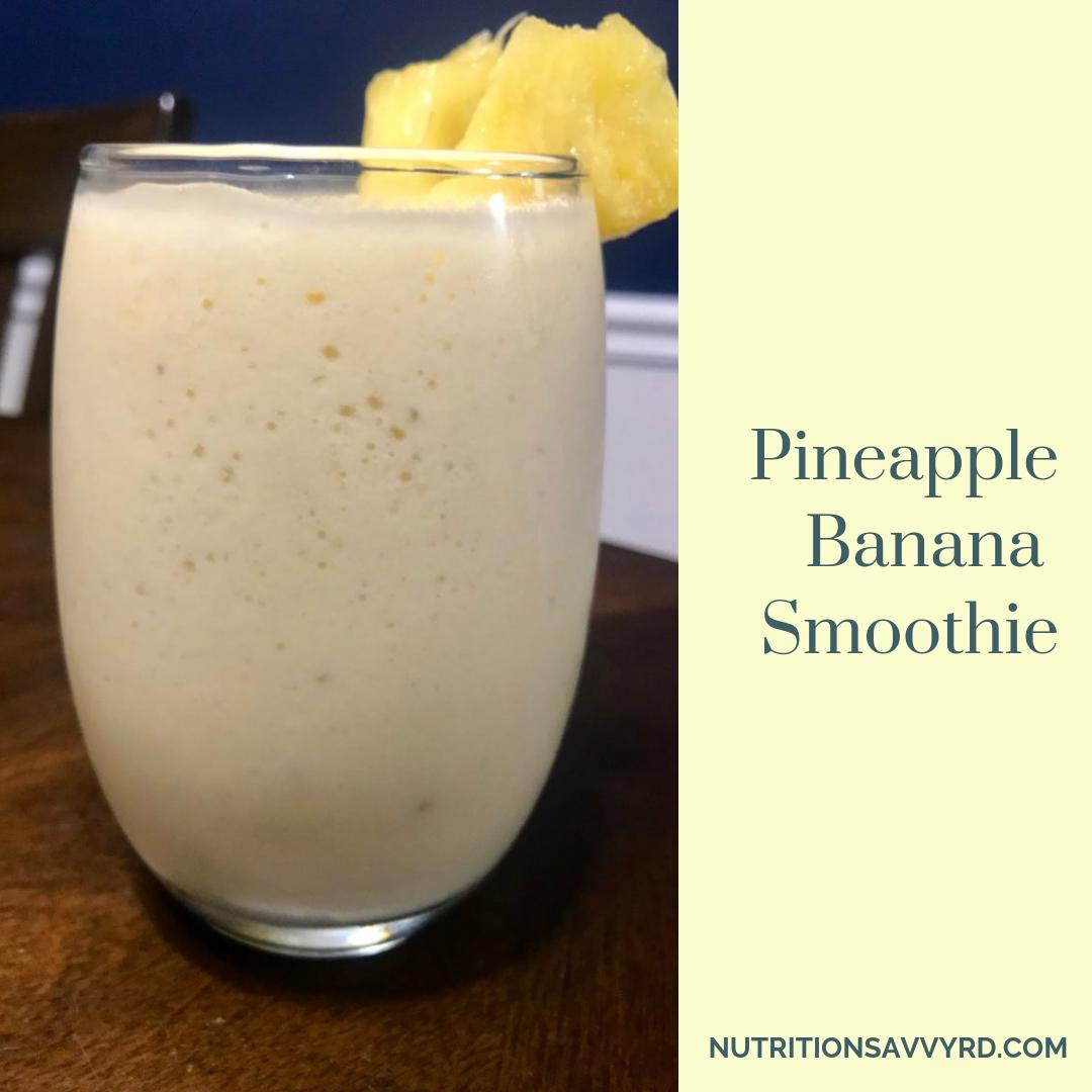 pineapple-banana-smoothie